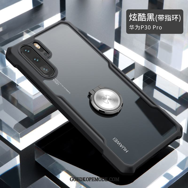 Huawei P30 Pro Hoesje Siliconen Scheppend Hoes Wind Anti-fall
