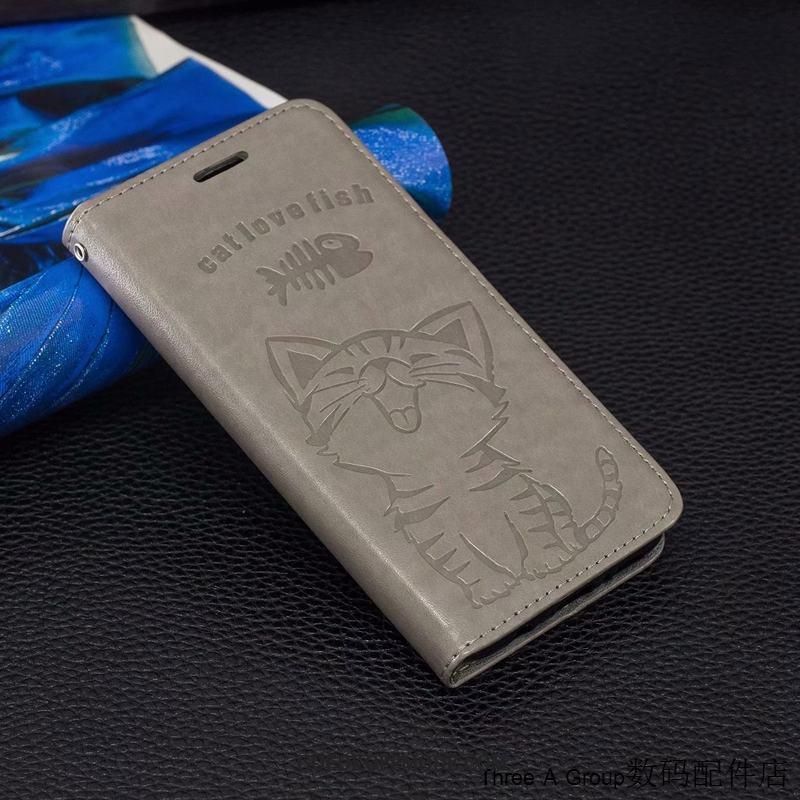 Samsung Galaxy J4+ Hoesje Ster Siliconen Bescherming Spotprent Hoes