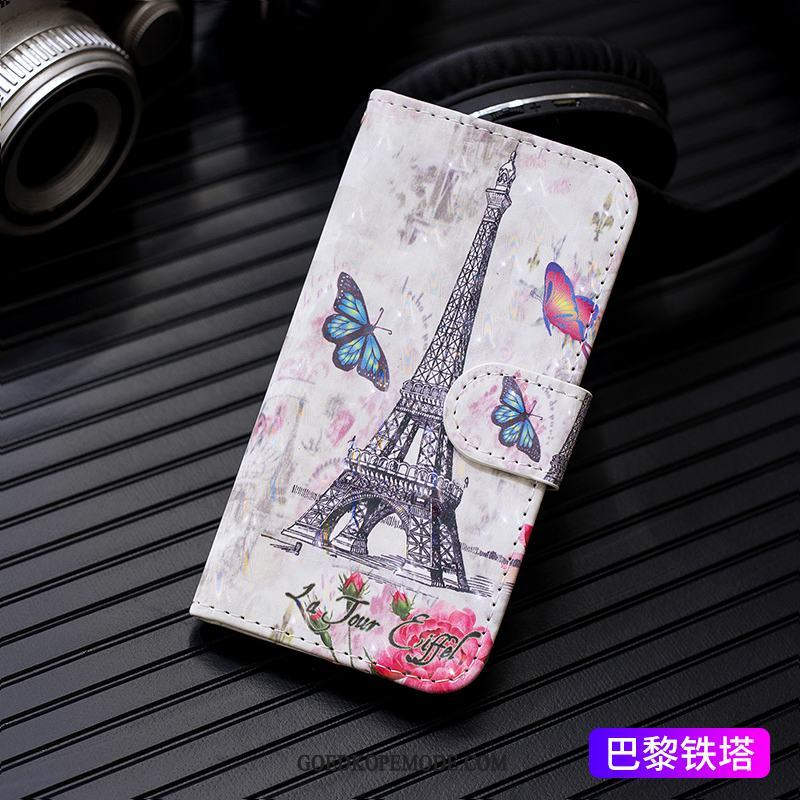 iPhone 11 Pro Max Hoesje Mobiele Telefoon Leren Etui Folio Wit All Inclusive