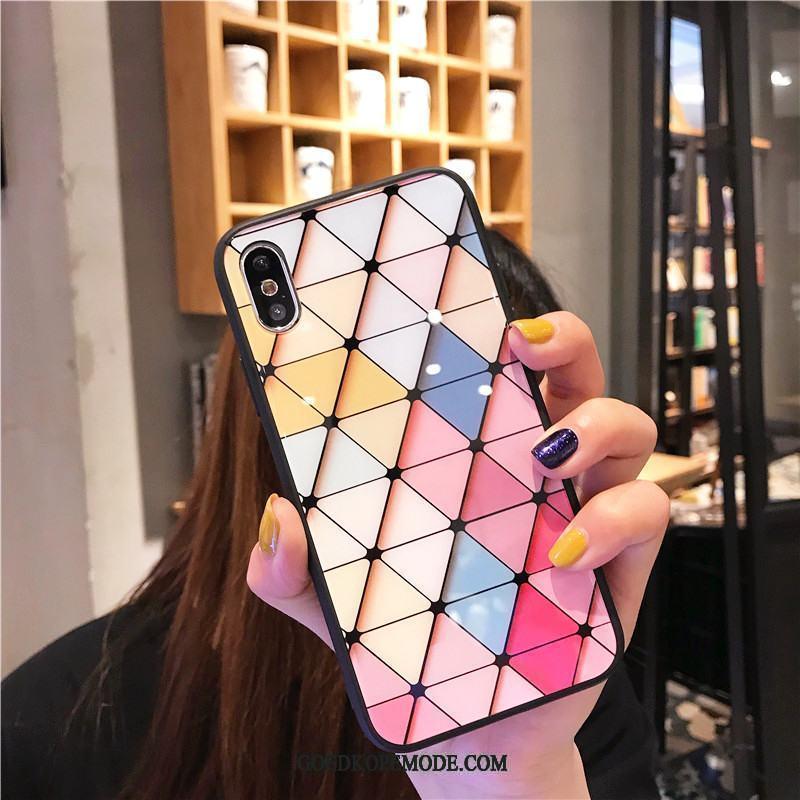 iPhone X Hoesje Lovers Anti-fall Scheppend Ruit Bescherming