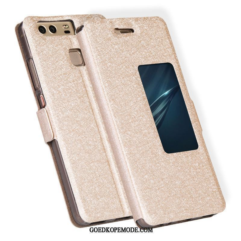 Huawei P9 Hoesje Bescherming All Inclusive Anti-fall Hoes Clamshell