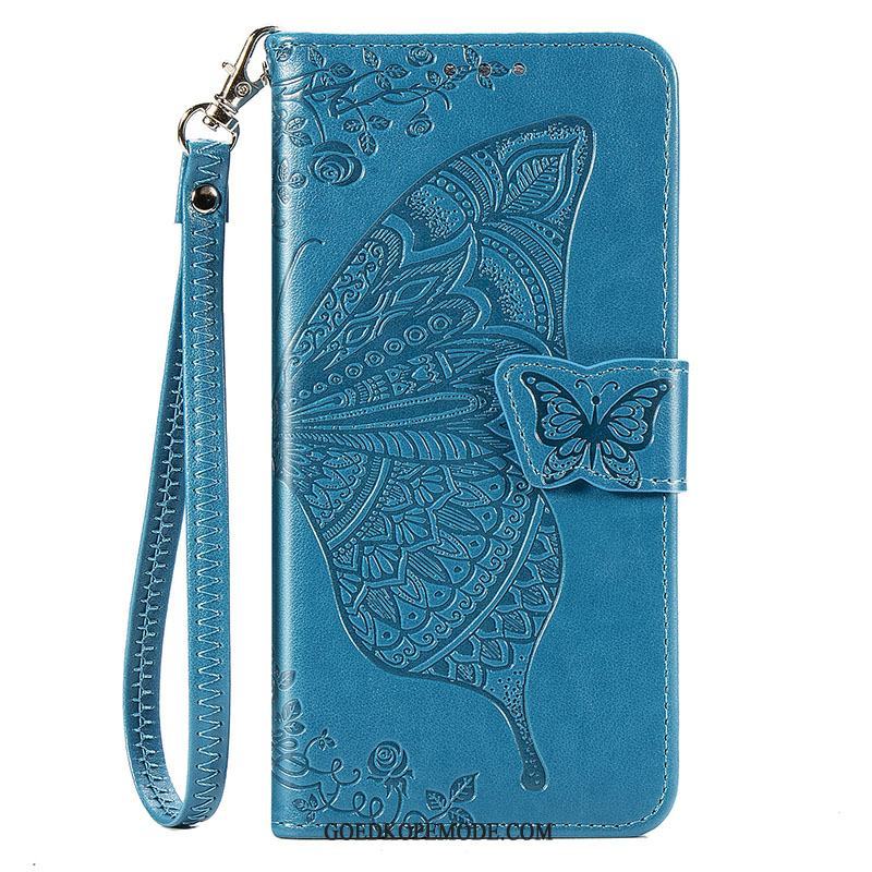 Redmi 8a Hoesje All Inclusive Anti-fall Leren Etui Mini Mobiele Telefoon