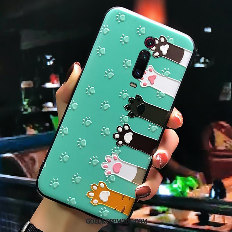 Xiaomi Mi 9t Hoesje All Inclusive Mini Hoes Koe Antislip