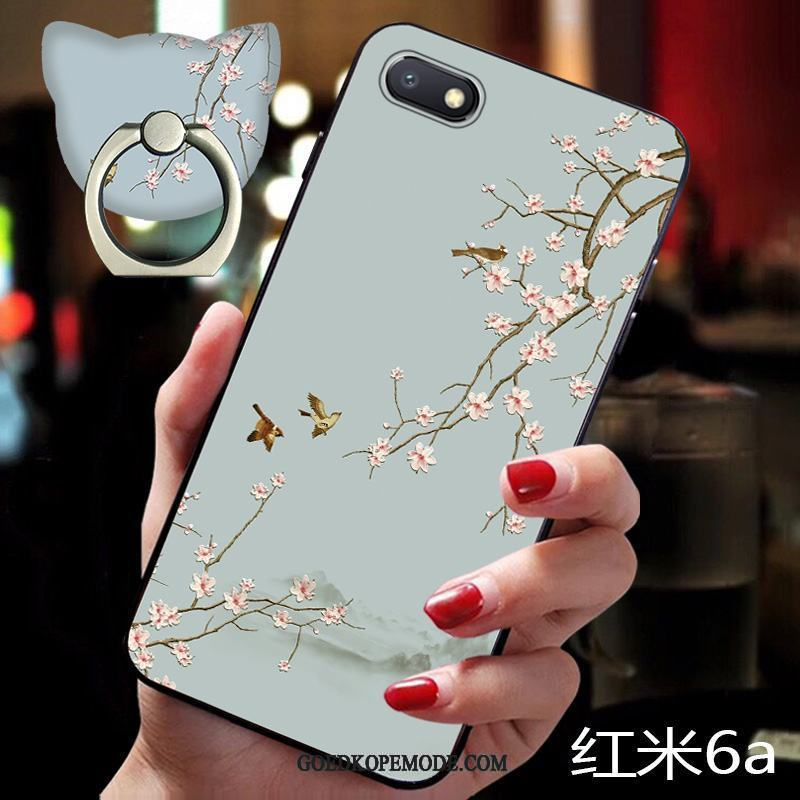 Xiaomi Redmi 6a Hoesje Mini Zacht Chinese Stijl Net Red Hoes