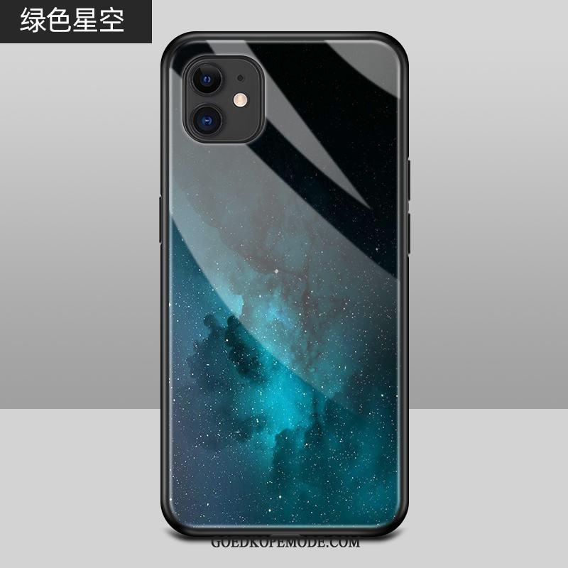 iPhone 12 Hoesje Bescherming Trendy Merk Rat Mobiele Telefoon Glas